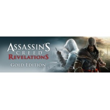 刺客教條:啟示錄 黃金版 Assassin's Creed Revelations - Gold Edition