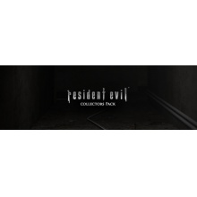 惡靈古堡 典藏組合包 Resident Evil/Biohazard Collector