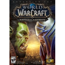 魔獸世界:決戰艾澤拉斯  數位豪華版  美服 World of Warcraft: Battle for Azeroth - Digital Deluxe Edition  US
