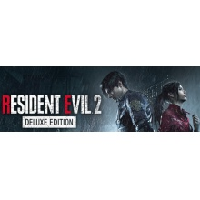 惡靈古堡2 重製豪華版 RESIDENT EVIL 2 / BIOHAZARD RE:2 Deluxe Edition